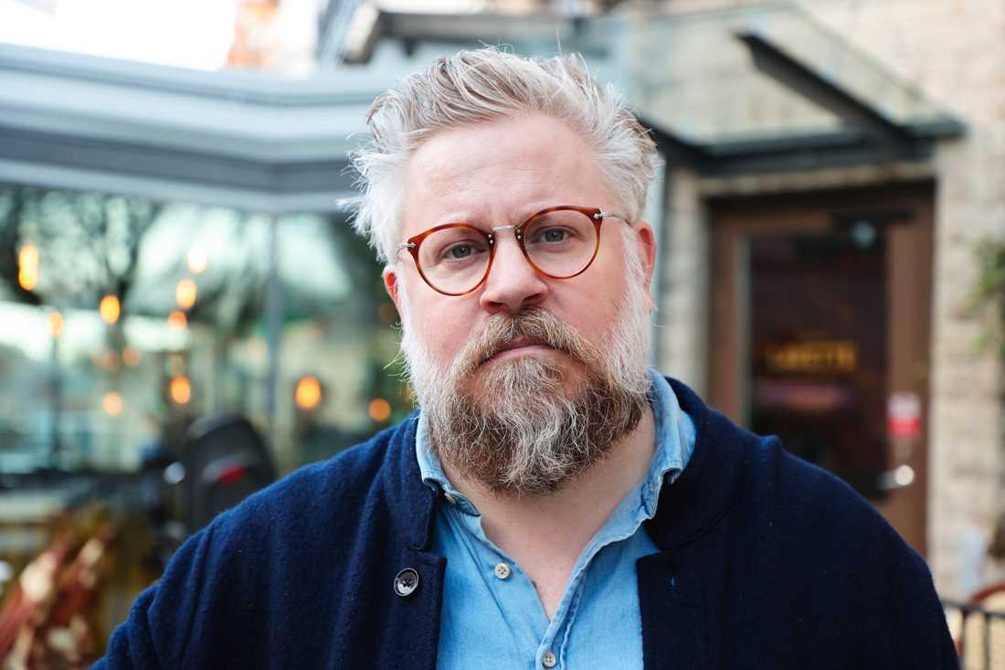 Peter Orrmyr äger, tillsammans med sin familj, restaurangerna Brasserie Lavette, Totale, Natur, Bord 27 och Salut i Göteborg. Han är kritisk till den korta framförhållningen när alkoholförbudet nu förlängdes. Arkivbild.