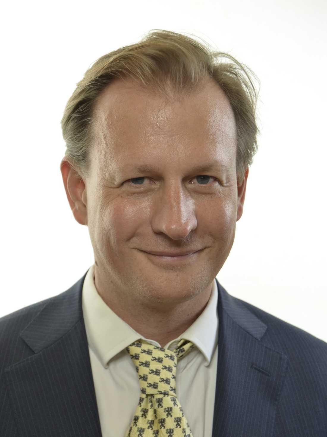 Carl Schlyter.