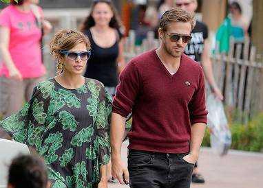 Eva Mendes och Ryan Gosling lyckades hålla graviditeten hemlig i sex månader.
