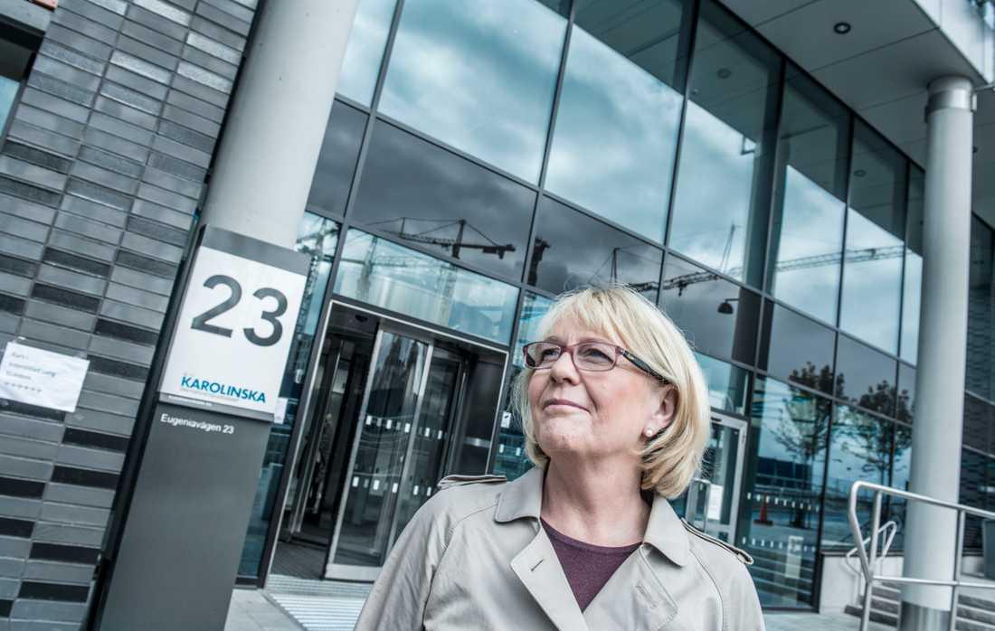 Finanslandstingsrådet Irene Svenonius (M) tillåts fortsätta slösa utan konsekvenser