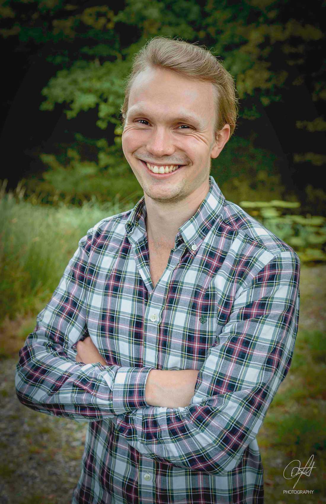 Anders Rehnberg, Luf.