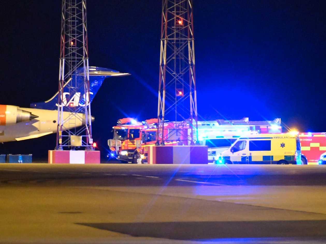 Flygplan & helikopter i krasch på Mallorca - flera döda