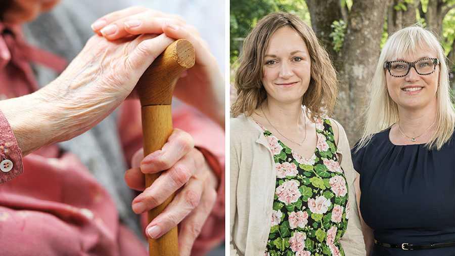 I början av nästa år startar vi upp de första äldremottagningarna som har till uppdrag att ta ett helhetsgrepp om äldres hälsa, skriver Malin Sjöberg Högrell (L) och Malena Ranch (MP).