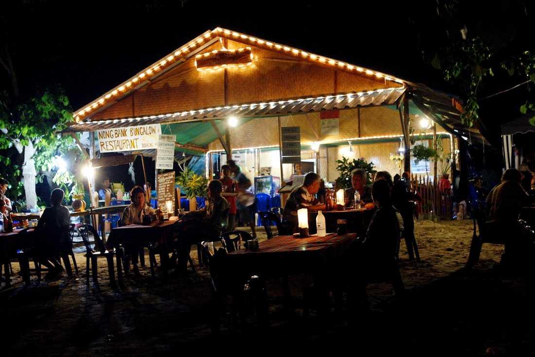 Nattlivet är inte mycket att prata om, men det finns en del barer och restauranger att hänga på.