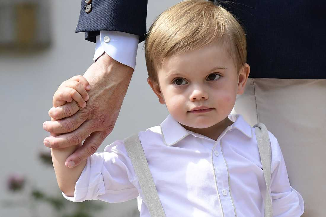 Prins Oscar.