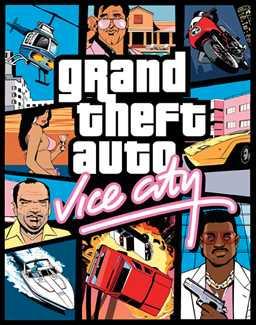 """Nu kan klassiska """"GTA""""-spel som """"Vice City"""" släppas i nyversioner."""