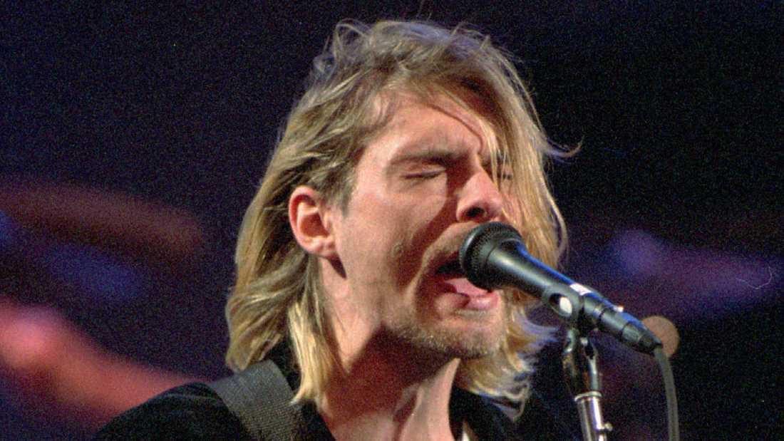 ...och Kurt Cobains Nirvana.