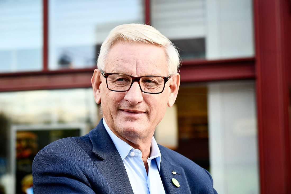 Carl Bildt kommer att vara på plats under kvällen.