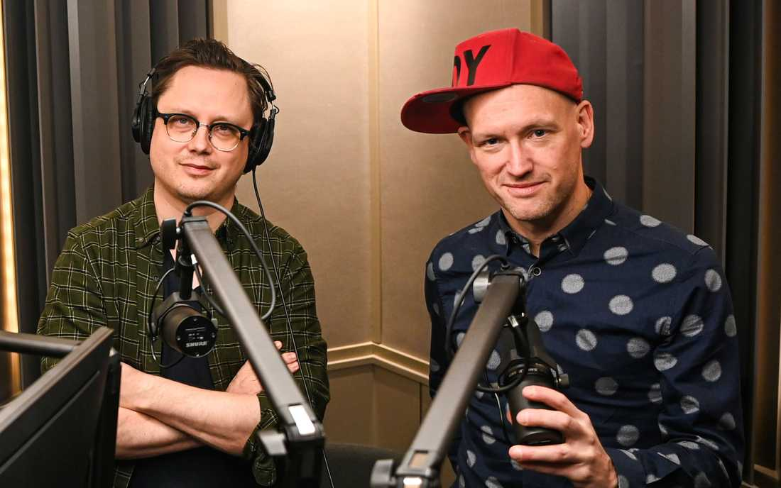 Är du bättre på att tippa resultatet i Melodifestivalen än Aftonbladets schlagerrävar Markus Larsson och Tobbe Ek?