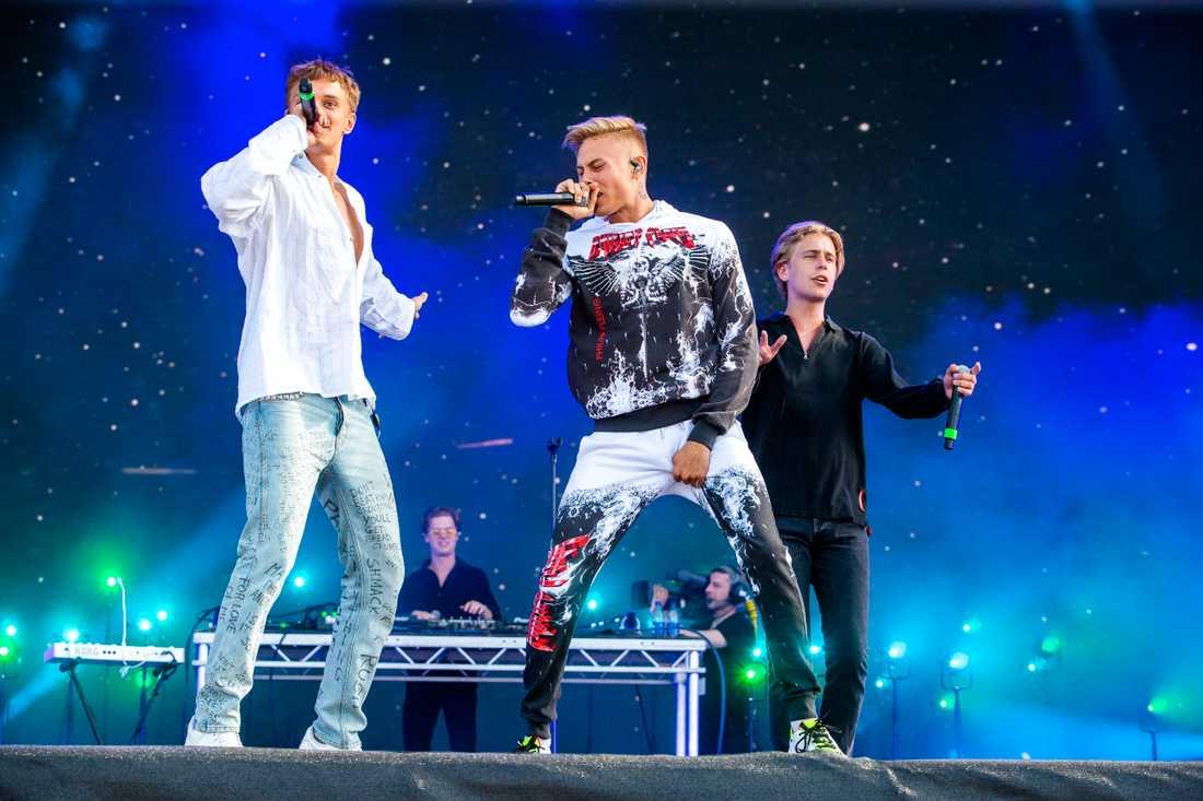 Hov1 släpper ett nytt album i sommar – och gör en konsert till under 2020.