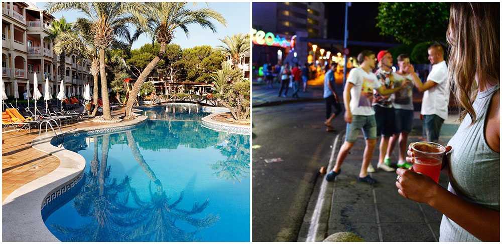 Många spanjorer irriterar sig på turisterna.