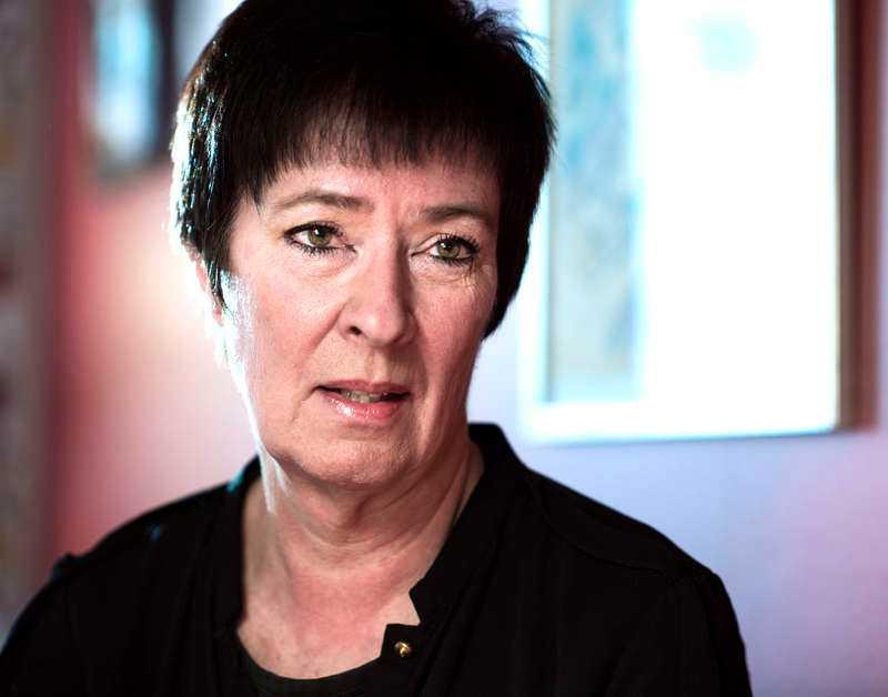 Mona Sahlin är orolig över höger- extremisternas inflytande.
