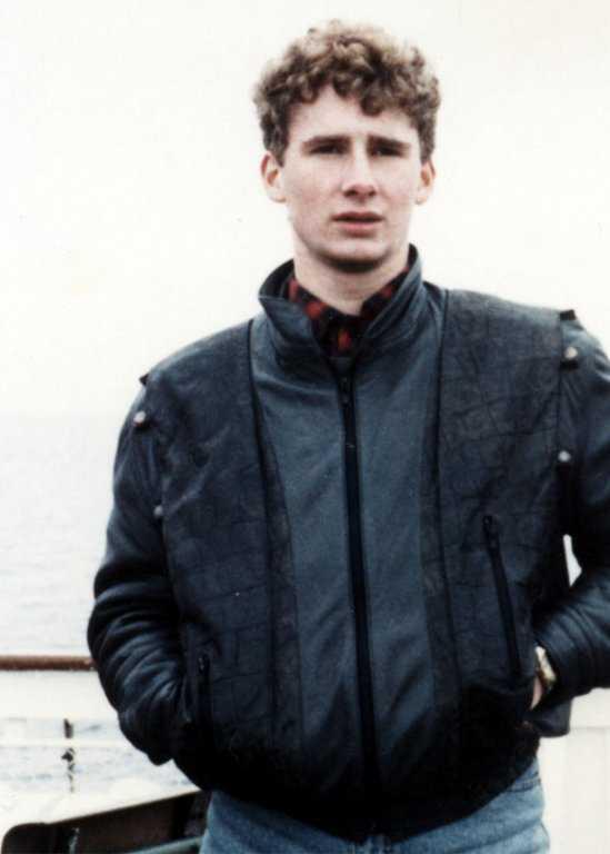 Chris Gueffroy, 20, längtade efter frihet och stod inte ut i diktaturen Östtyskland.