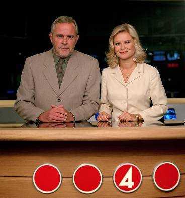 NYHETSTIMMEN LÄGGS NER Programledarna Bengt Magnusson och Ulrika Nilsson lyckades inte vinna över tittarna när TV4 skulle utmana SVT:s Aktuellt. Efter nyår är det definitivt slut.