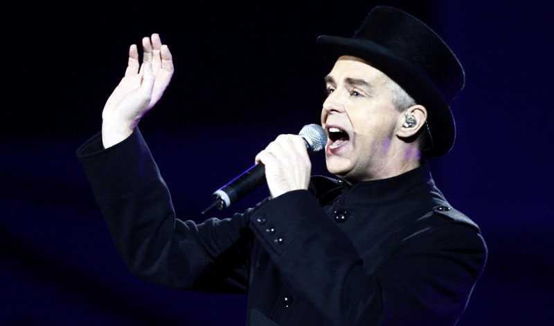"""Pet Shop Boys sångare Neil Tennant är inte förtjust i """"Idol"""" i allmänhet och Simon Cowell i synnerhet."""