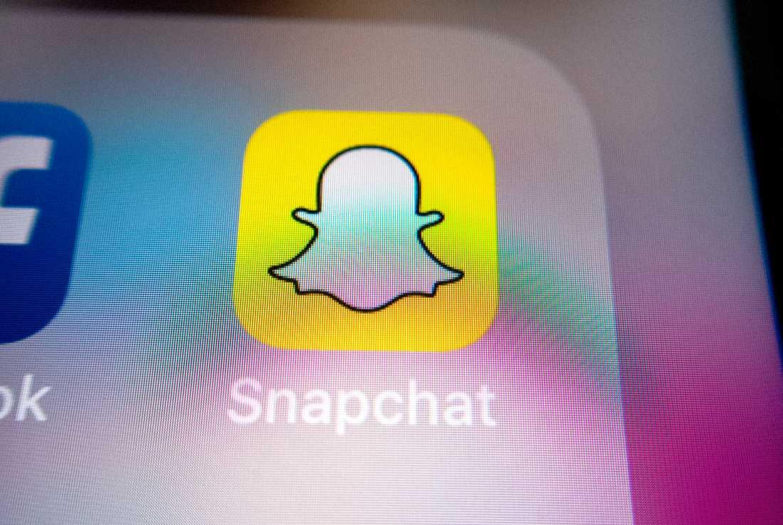Mannen tog kontakt med flickor på appen Snapchat och förmådde dem att skicka nakenbilder på sig själva. Men de fick inga pengar, som mannen lovat. Istället hotade han att sprida bilderna – om han inte fick fler. Arkivbild.