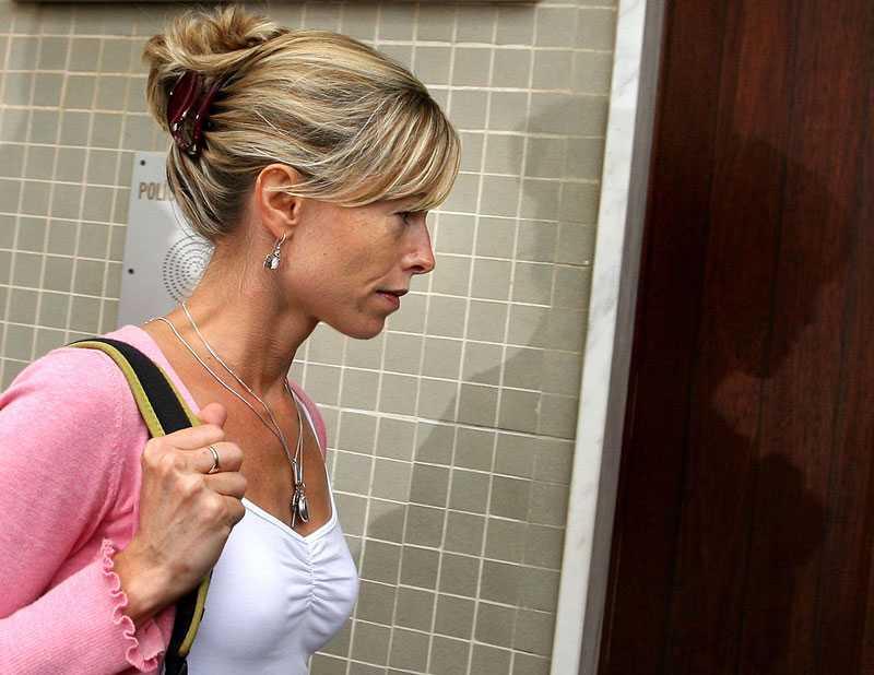 Kate McCann önskar att hon hade större bröst och såg mer moderlig ut, avslöjar hennes mamma Susan Healy i en öppenhjärtig intervju.