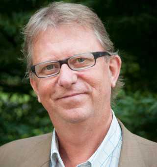 Anders Bergkvist, högste chefen i Svenska kyrkan i utlandet.