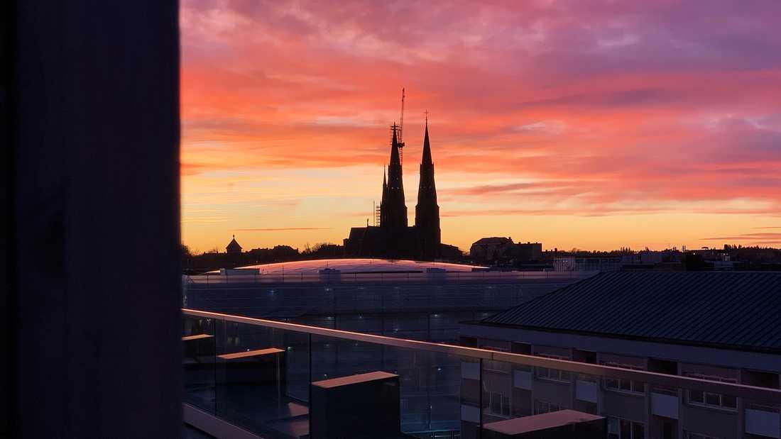 Uppsala prisas som årets svenska klimatstad för andra året i följd.