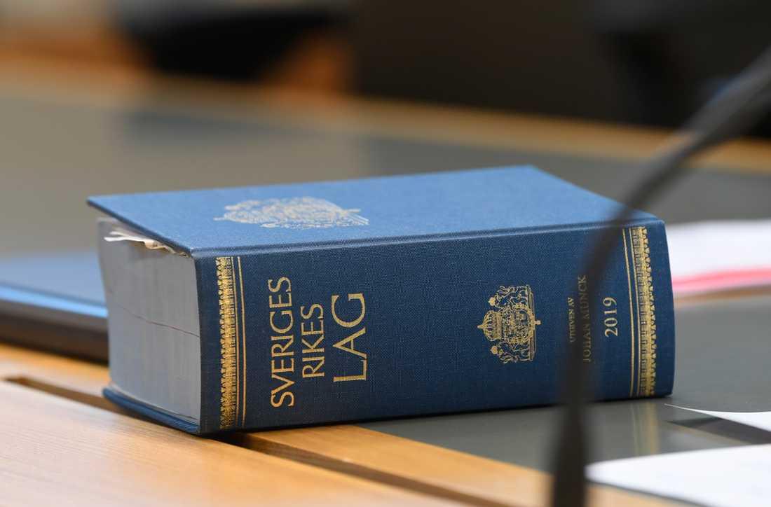 Två män har häktats vid Göteborgs tingsrätt på begäran av danska polis. Arkivbild.