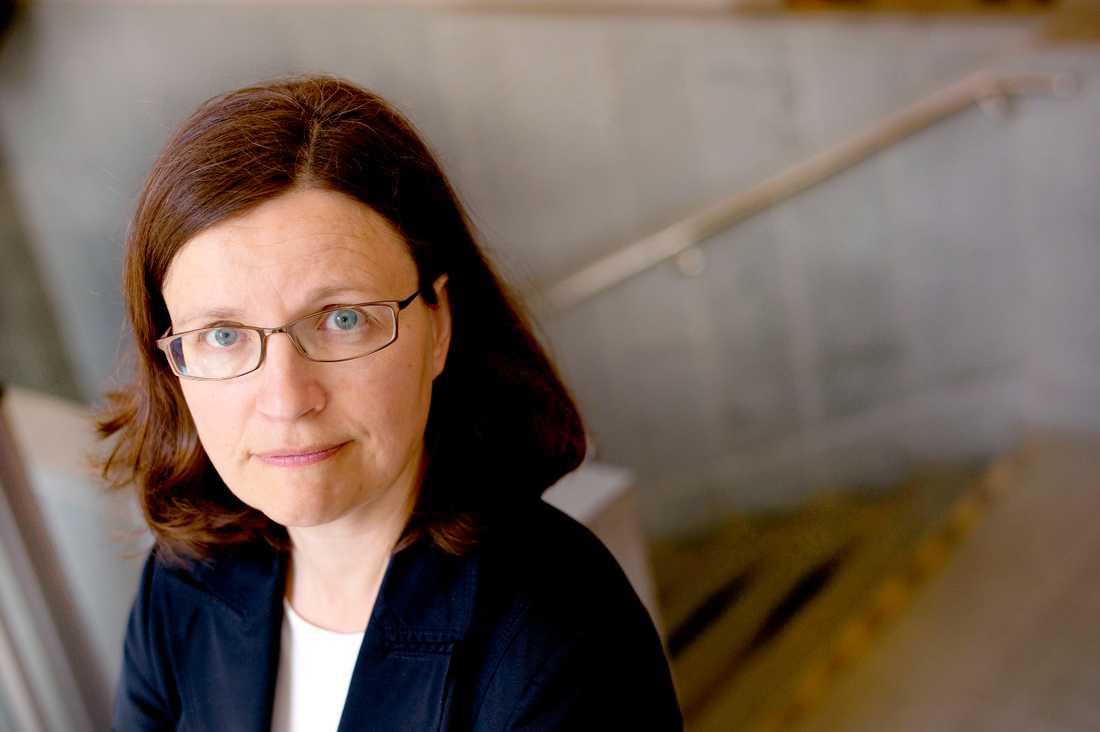 Jag har läst varenda ord, säger gymnasie- och kunskapslyftsministern Anna Ekström.