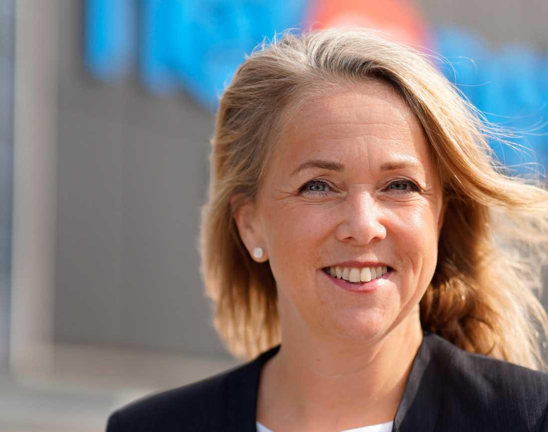 Kristina Wärmare, Netonnet.