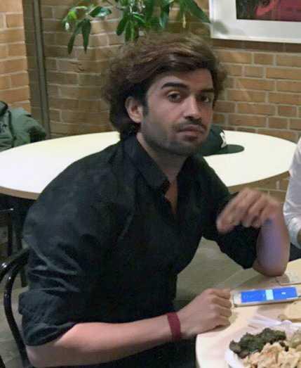 Ramin Sherzaj, 23, hittades misshandlad och strypt vid en bäck.