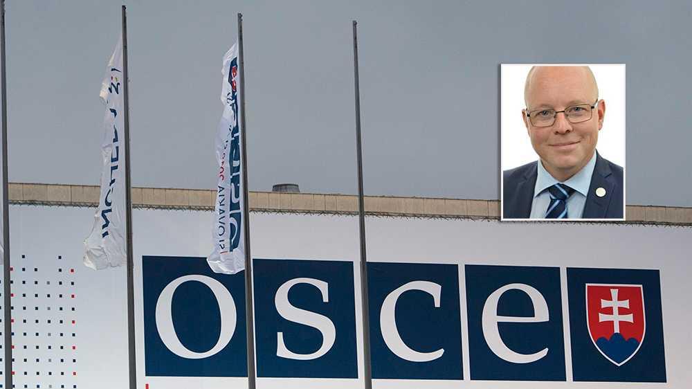 Sverige har röstats fram till att 2021 ta över ordförandeskapet i Organisationen för säkerhet och samarbete i Europa (OSSE). Det kommer att bli ett utmanande uppdrag och prioriteten måste ligga på att övervinna de existerande inre komplikationerna i samarbetsorganet, skriver Björn Söder (SD).