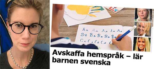Sofia Tingsell: M:s argumentation strider på väsentliga punkter mot vad forskning och beprövad erfarenhet visar om språkinlärning i skolan.